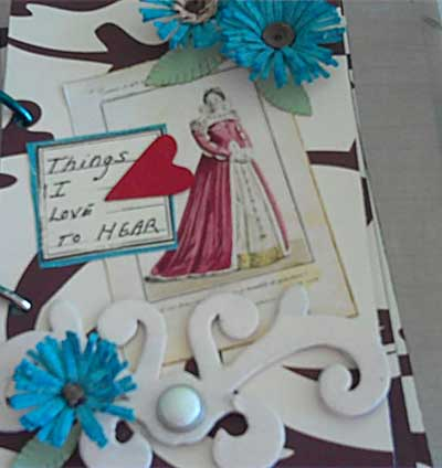 envelope book cover